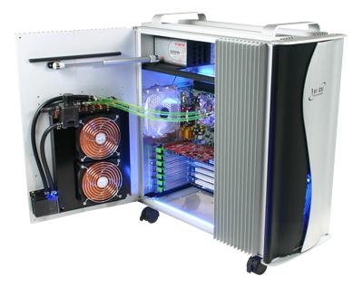 خنک کاری کامپیوتر با مایعات