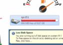 پاک کردن فایل اضافی ویندوز و افزایش فضای درایو C ویندوز
